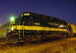 NS 4610 at nite