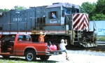 PW 2000 & a wave to Junior Railfans