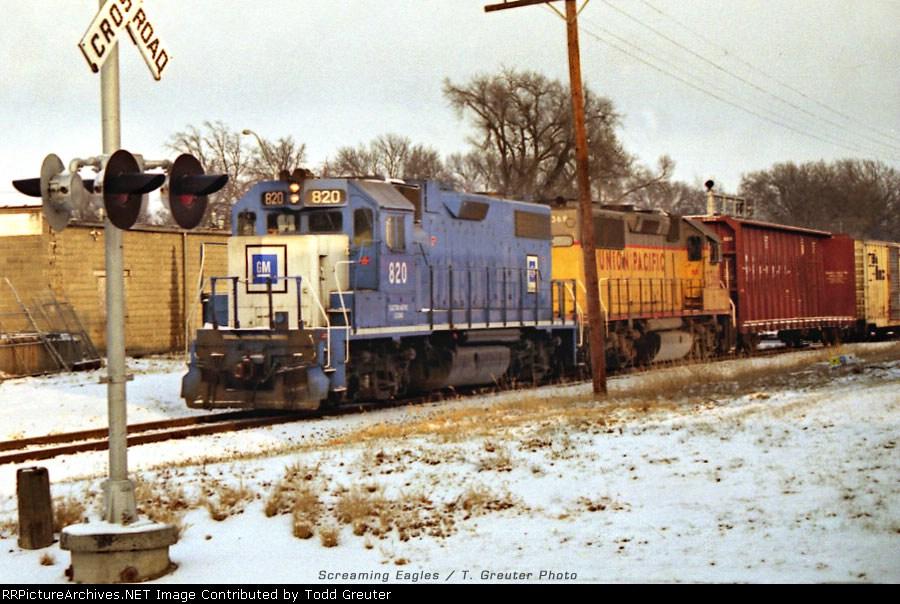 EMDX 820