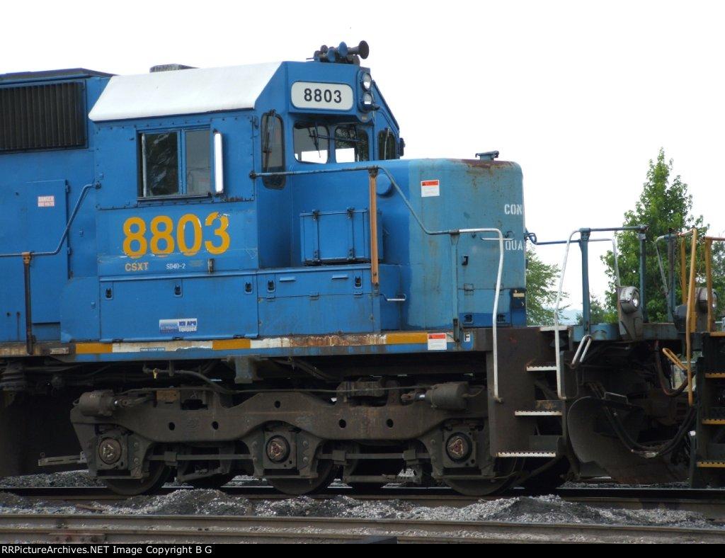 CSX 8803