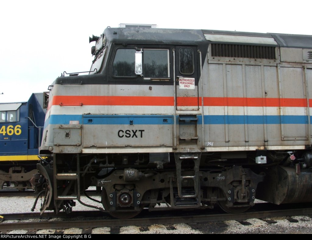 CSX 9998