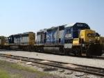 CSX 4285 retired