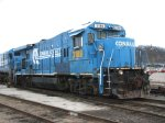 CSX 3188 retired