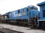 CSX 7139, retired