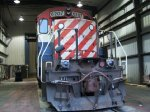 HLCX 6207 going for paint