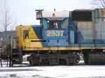 CSX 2537