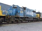 CSX 2465, retired