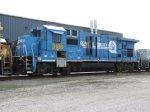 CSX 3186, retired