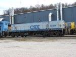 CSX 1049, retired