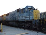 CSX 2402 and 2403, retired