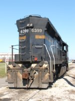 HLCX 6399, a favorite!