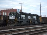 NS 4621 and 5141 visit Huntington
