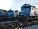 CSX 2465 and 2456
