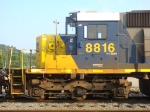 CSX 8816 retired