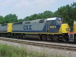 CSX F40 9993 Corporate Special