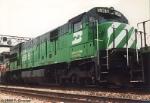 BN 5365, U30C