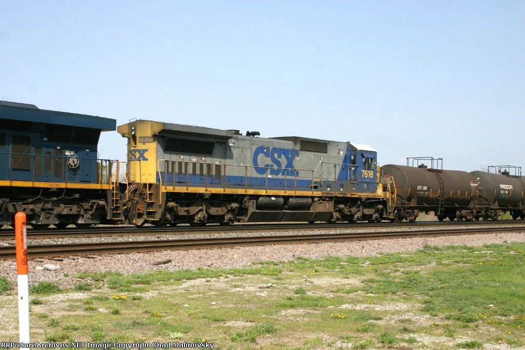 CSX 7618
