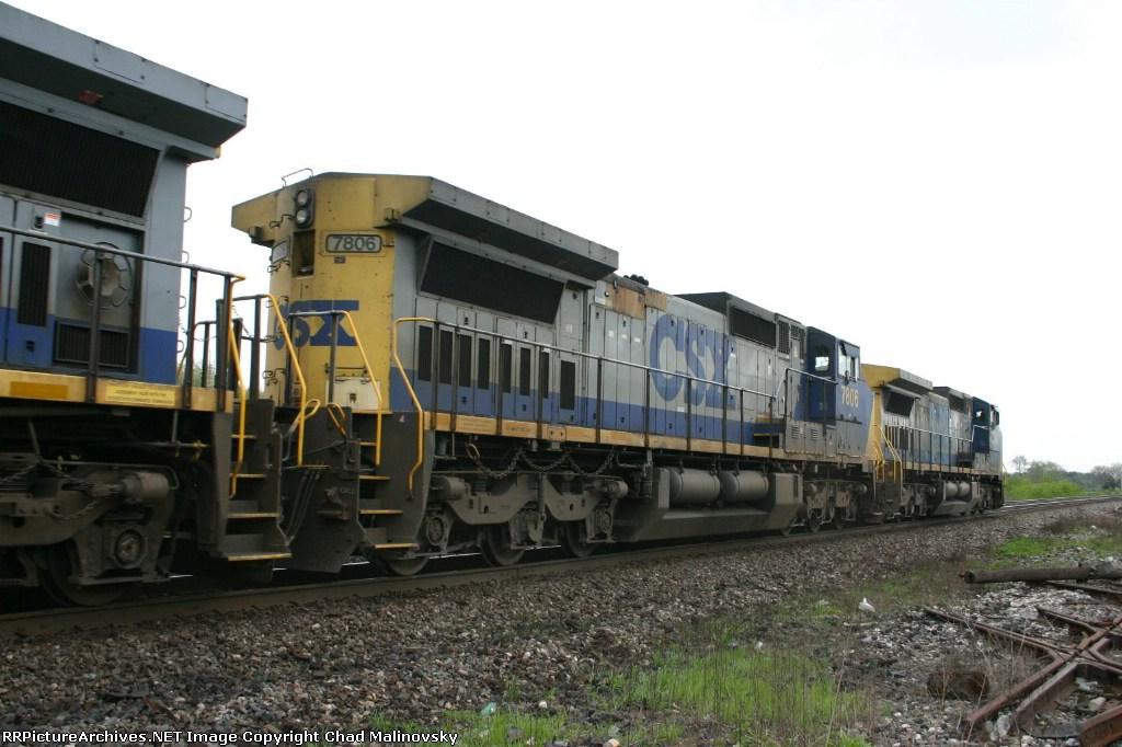 CSX 7806