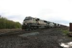 BNSF 9595 west
