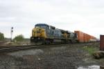 CSX 7702 west