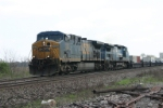 CSX 573 on L159