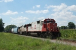 INRD Louisville-Hiawatha freight northbound