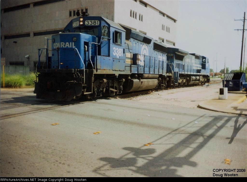 Conrail Power