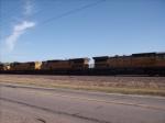 17 Unit southbound power move