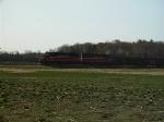 Empty Mt. Tom Coal Train