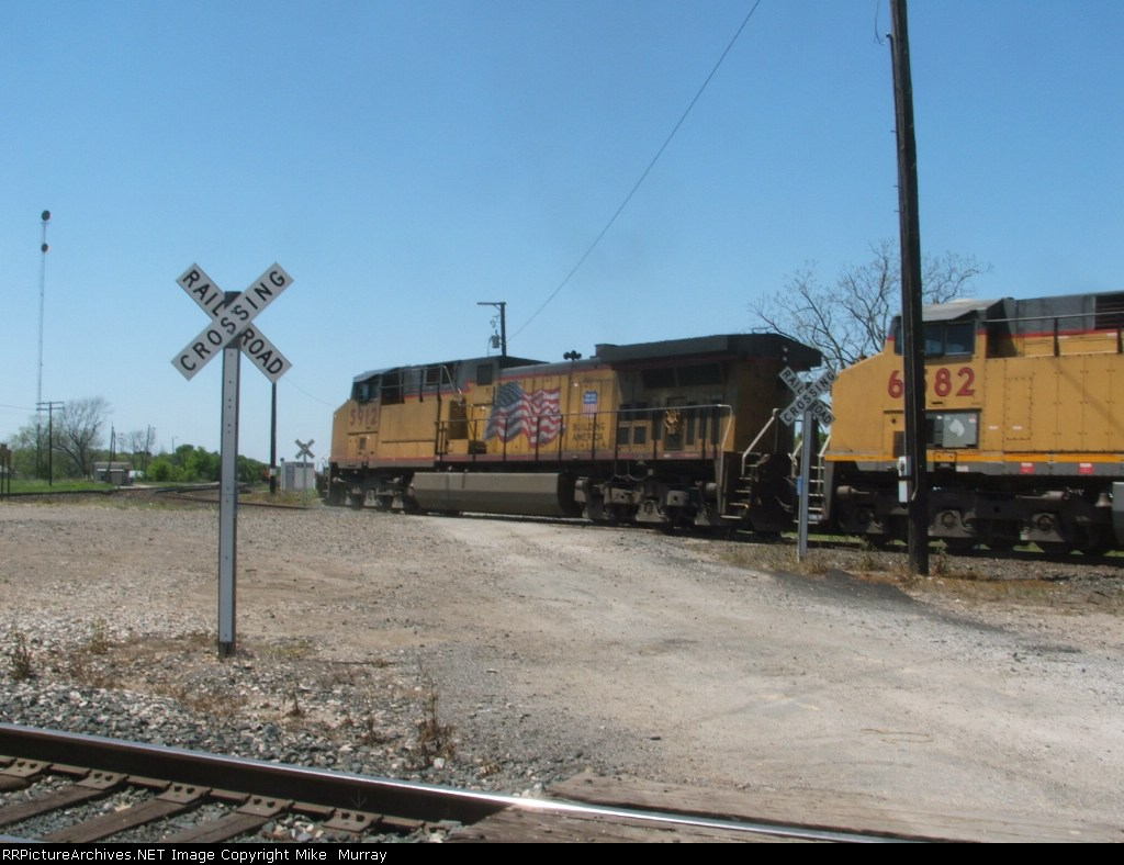 UP 5912 & UP 6582