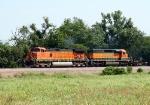 BNSF 4058/BNSF 6982