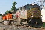 KCS 4015/BNSF 6042