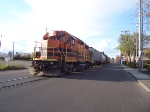 Street Running Hillsboro Switcher