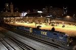 CSX Train Q595