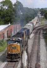 CSX Train Q535