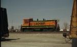 BNSF 3402
