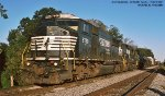 NS SD70M 6780 on No. 393