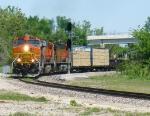 BNSF 4787