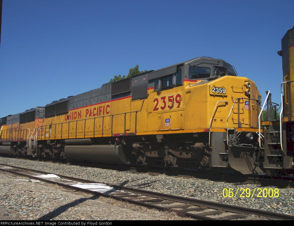 UP 2359 (SD60M)