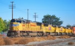 UP 4699 leads UP Intermodal eastbound
