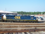 CSX 873 (First Appearance on this Site)