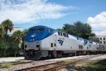 Amtrak Engine 1 Winter Park FL