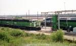 HOBSON YARD Engine Facilities