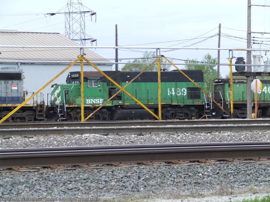 BNSF 1489