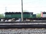 BNSF 6703