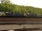 CSX 4591 and 6461