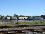 CSX 1127, 2814, and 4405
