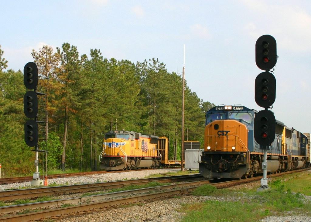 CSX 4772