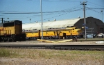UP 949 at Union Pacifics North Platte yard