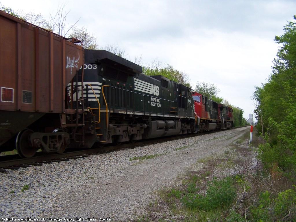 NS 9003